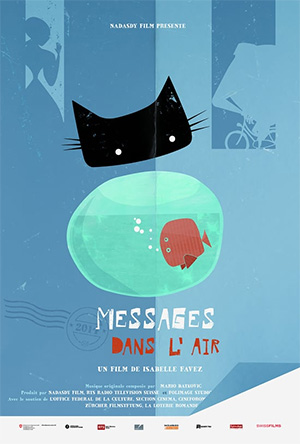 Affiche de Message dans l'Air